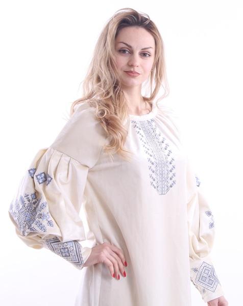 Вишита сукня велюр - Косівська Вишиванка